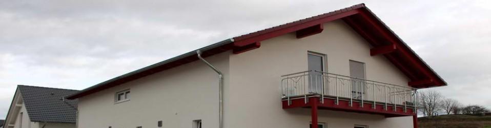 Spanndecken – Privathaus in Offenburg