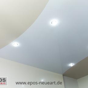 Spanndecke Beleuchtung Karlsruhe