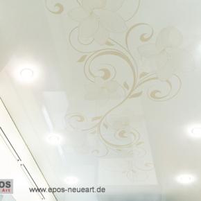 Spanndecken, Wohnzimmer, Beleuchtung, Karlsruhe