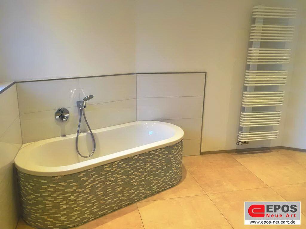 Fliesen - Badezimmer und WC in Ettlingen • EPOS - Neue Art