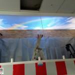 Regenbogen Licht- Spanndecken in Karlsruhe von EPOS Neue Art