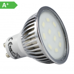 LED SPOT GU10 5W 350lm warmweiß