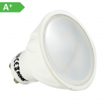 LED SPOT GU10 8,5W 650lm warmweiß