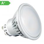 LED SPOT GU10 7W 500lm warmweiß