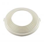 Unterkonstruction für Einbauspot, Universal, Ø von 100 bis 140 mm, weiß
