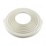 Unterkonstruction für Einbauspot, Universal, Ø von 55 bis 95 mm, weiß