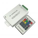 Controller mit Fernbedienungfür RGB LED Streifen